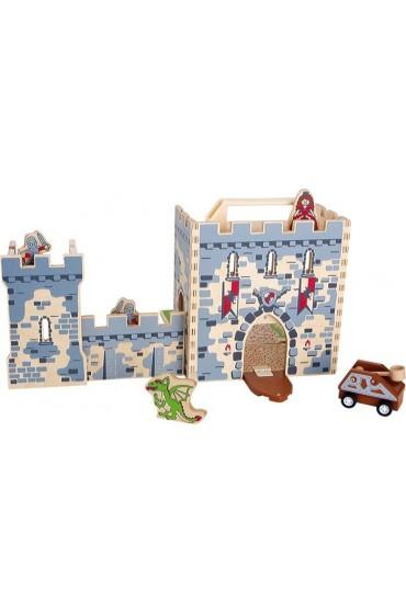 Castillo medieval maleta