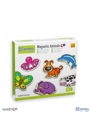Animales magneticos